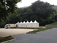 Youth Olympic Games Event Tent