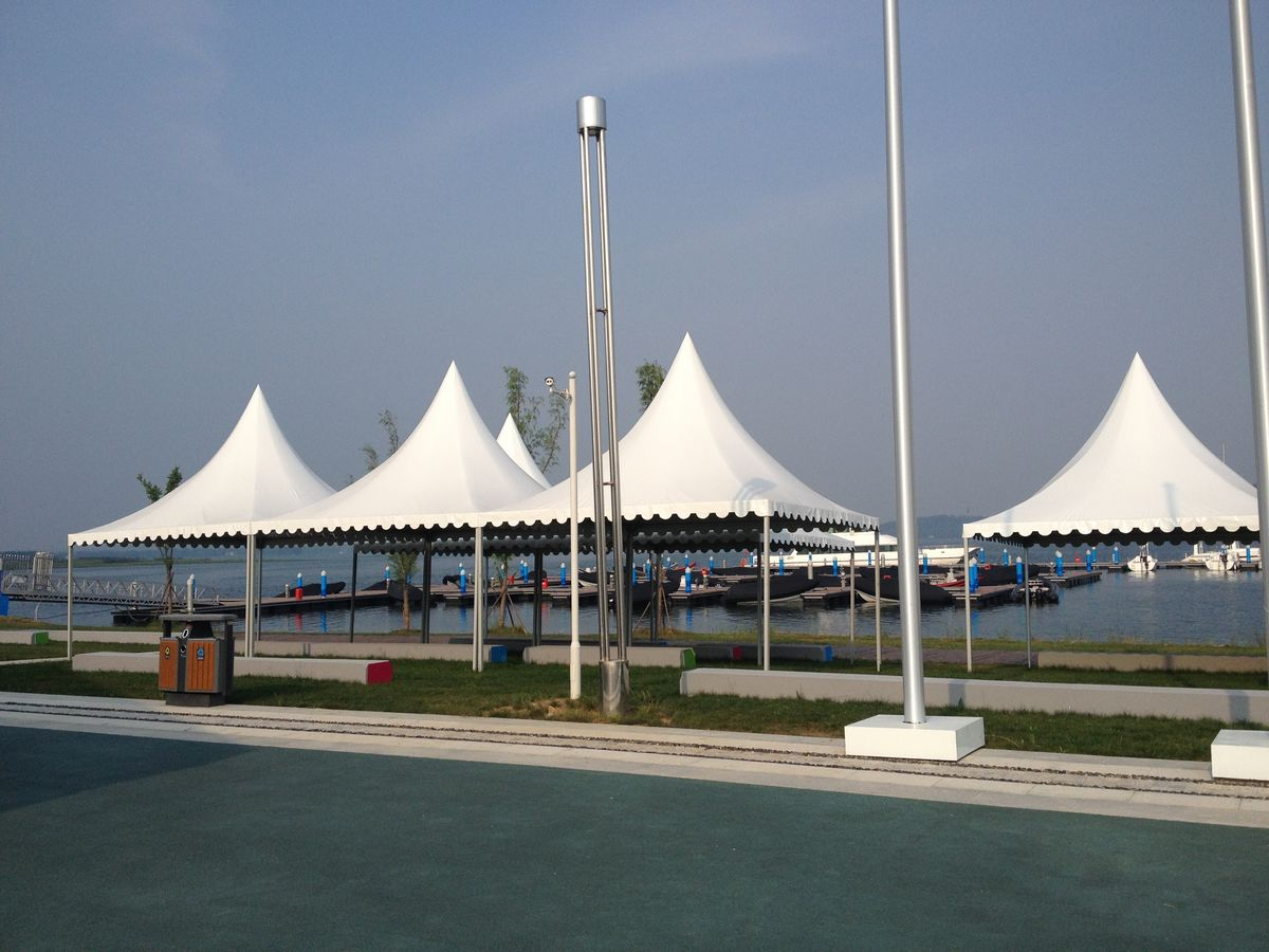 Headline for Youth Olympic Games Event Tent