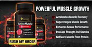 Amino Muscle Review *Muscle Growth News*