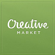 Creative Market: Fonts, Graphics, Themes and More