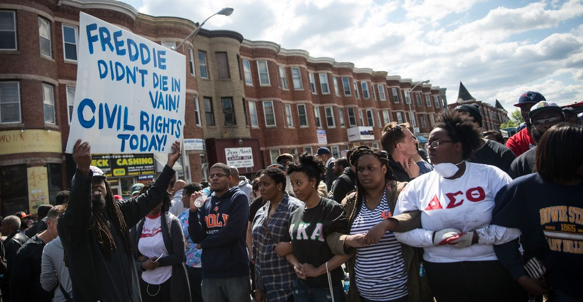 Headline for Protests in Baltimore: List of Thought-Provoking Articles to Keep You Informed and Up-To-Date