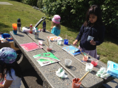 Week 1 - Art in the Park Adventure Camp – July 2nd to July 5th