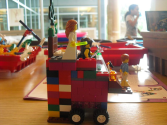 Week 7 - Making Things Go With Lego, K'nex & More Camp August 12th to August 16th