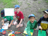 Week 9 - We Just LOVE Arts & Crafts in the Park Camp – August 26th to August 30th