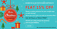Wonderful Christmas Offers by NCrypted Websites
