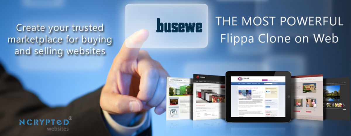 Headline for Busewe a Flippa Clone