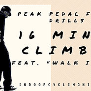 Indoor Cycling Playlist: Peak Pedal Force Drill by Indoor Cycling Mixes
