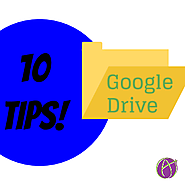 10 Tips for Folders in Google Drive