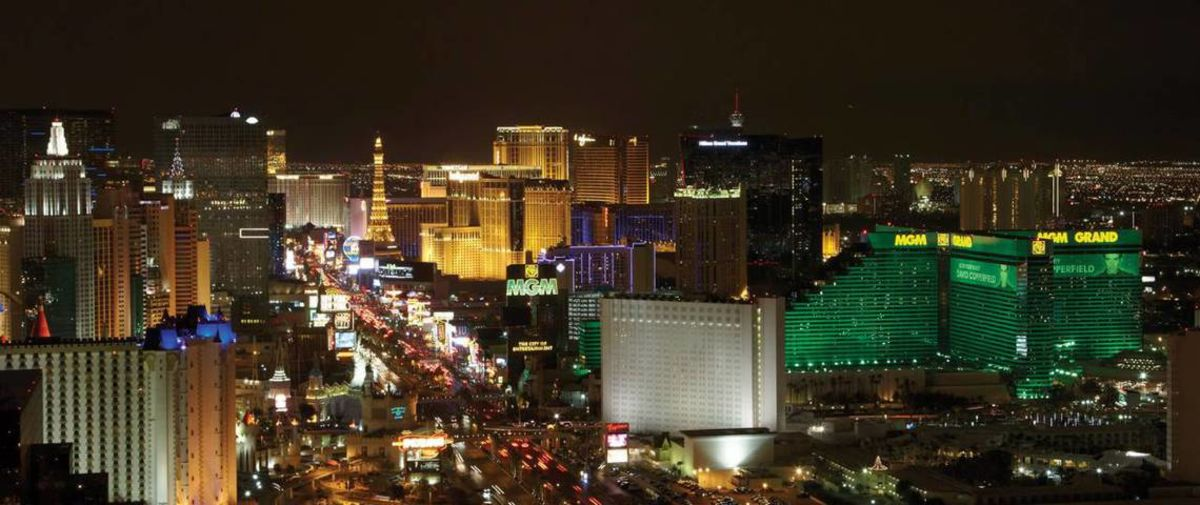Headline for 8 Las Vegas Hotels that are Fine Hotels and Resorts