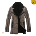 Shearling Coats for Men CW819173 - cwmalls.com