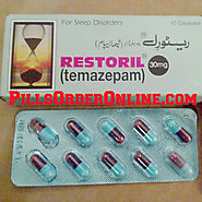 Restoril 30mg - Temazepam Pills, Buy Restoril Online.
