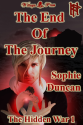 R is For Reveal - The End of The Journey (The Hidden War 1) Cover Reveal