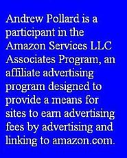 Amazon Statement - AndrewPollard.net