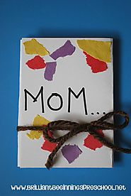 Mother's Day Pieces Card