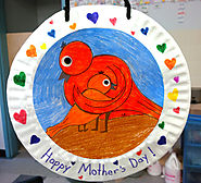 Under Your Wing - A Mother's Day handicraft