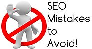 SEO Mistakes That Can Badly Affect Your Google Rankings