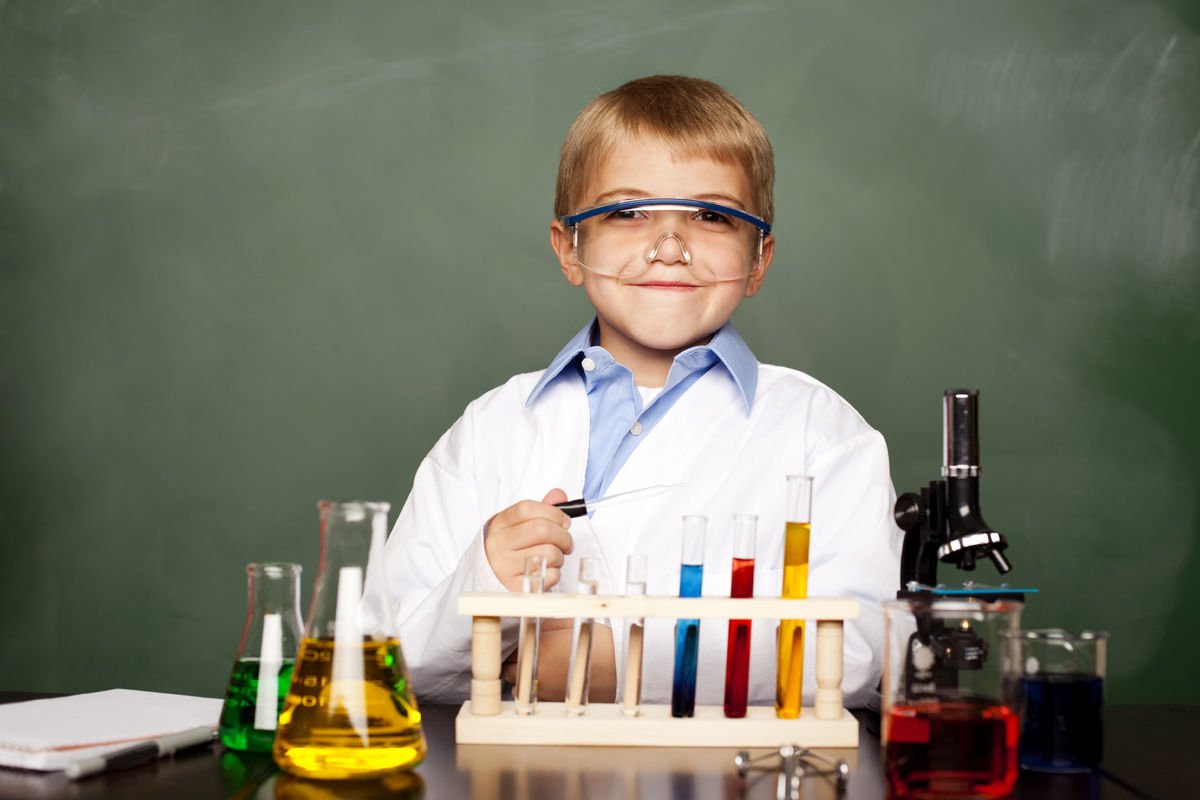Headline for Top sites for Elementary Science Experiments