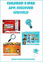 Children's iPad App, Discover MWorld