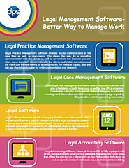 Legal Management Software - Better Way to Manage Work