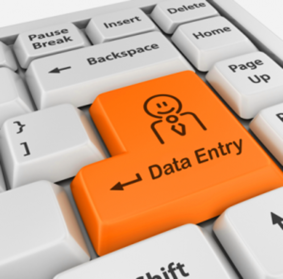 Headline for Data Entry Services