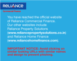 Car Loan, Business Loan & Home Loans India | Reliance Commercial Finance