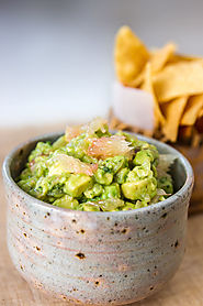 Grapefruit Guacamole Recipe