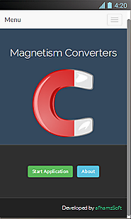 Magnetism Converters - Android Apps on Google Play