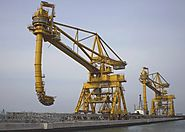 Continuous ship unloader has been made to meet very high volume needs