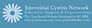 Interstitial Cystitis Network's YouTube Channel administered by Jill Osborne