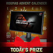 12/23/16 GIVEAWAY - PG248Q GAMING MONITOR