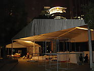 Large Customized Exhibition Tent