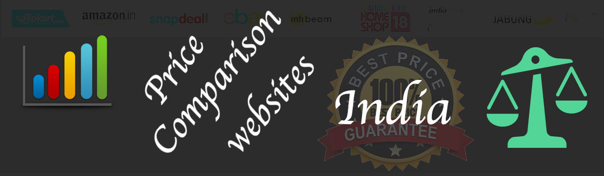 Headline for Price comparison websites India