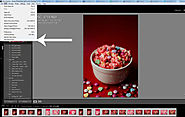 Watermarking Images in Lightroom