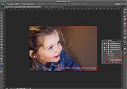 Watermarking Images in Photoshop