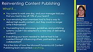 Reinventing Content Publishing