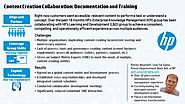 Content Creation Collaboration: Documentation and Training