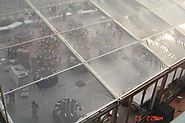 Large Catering Glass Wall Tent for sale
