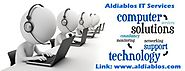 Necessitate Hiring Aldiablos IT Services for Your Business