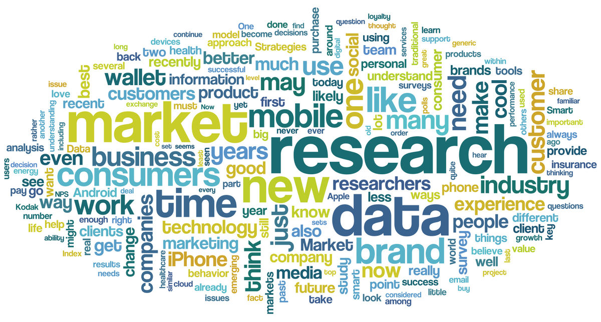 Headline for Tools for Market Research