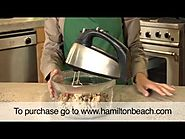Hamilton Beach® Softscrape™ 6 Speed Hand Mixer (62637)