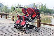 2014 Latest Design Double Pushchair for Babies,Stroller Twin Babies,Providing Covenience for the Parents,5 Optional C...