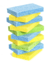 Green Cleaning | Sponge Cleanser Video - The Aromahead Blog