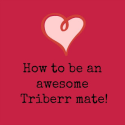 Ten Tips on How to Be A Awesome Triberr Mate - A Little Bite of Life