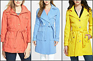 Colorful Spring Trench Coats -How to Choose the Right One