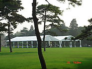 Clear Span Outdoor Event Tent for Outdoor Party
