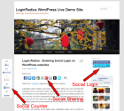"WordPress › Social Login, Social Sharing, Social Commenting and more! "" WordPress Plugins"