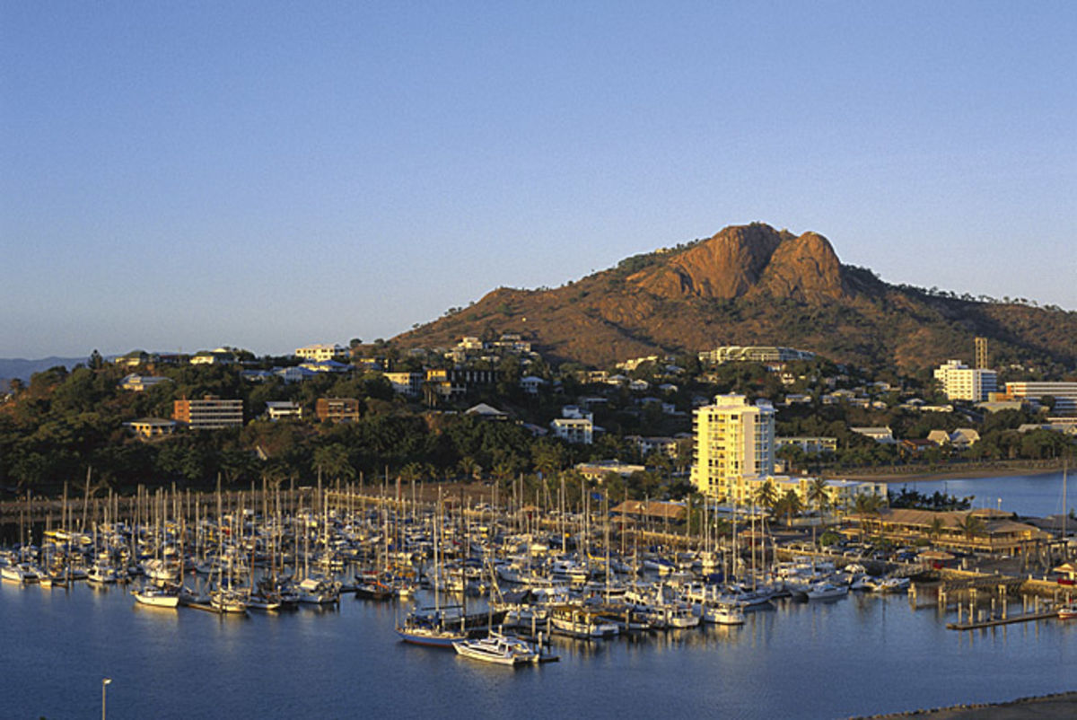 Headline for Top 05 Places to visit in Townsville - Five Must-Visit attractions in Captivating Townsville