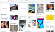 Pinterest Wordpress Theme - Your personal standalone pinboard.