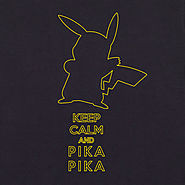 Keep Calm and PIKA PIKA