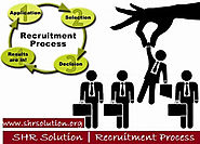 The SHR Solution Recruitment Process - 5 Advantages for this Process
